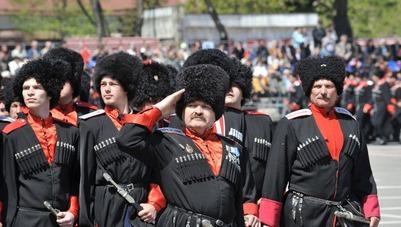 В Краснодаре казачий патруль избил фонарем мужчину