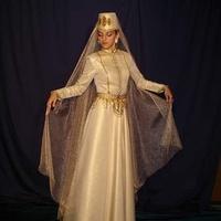 Чеченский костюм: воплощенный в одежде темперамент