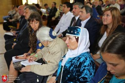 В Крыму впервые за 9 лет прошел съезд караимов