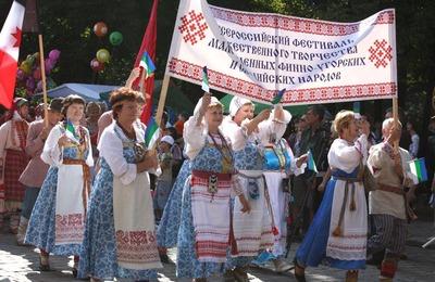 Фестиваль финно-угорских и самодийских народов в третий раз пройдет в Ленобласти