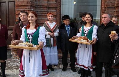 Центр культурно-делового сотрудничества российских немцев открылся в Барнауле