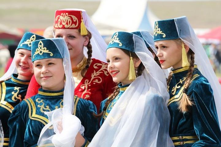 Крымские татары встретили осень древним праздником Дервиза