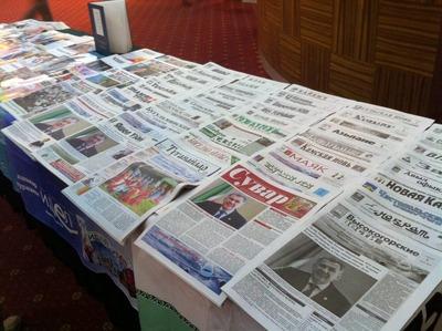 В Казани открылся форум национальных и региональных СМИ