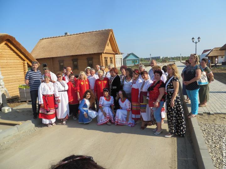 Парк дружбы народов откроют в Самаре 12 сентября