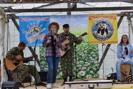 Песни на коми, русском и марийском языках прозвучали на семинаре бардов в Коми