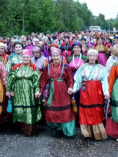 """Ижемский коми праздник """"Луд"""" пройдет в начале июля"""