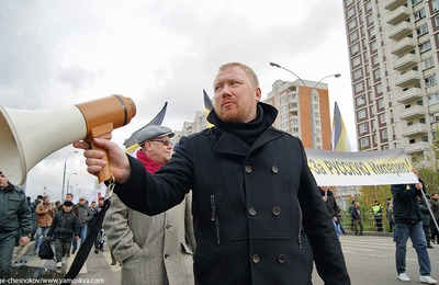 Сбежавший из России националист попросит убежища в Литве