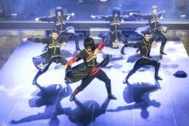 Москва станцевала в ритмах народов мира