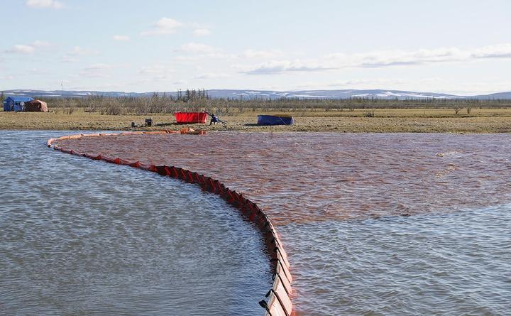 Власти Красноярского края: загрязнение после аварии в Норильске не превышает допустимых значений
