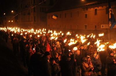 В Калининграде националистам не разрешили провести факельное шествие