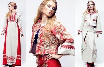 В Архангельском раскроют секреты славянской моды