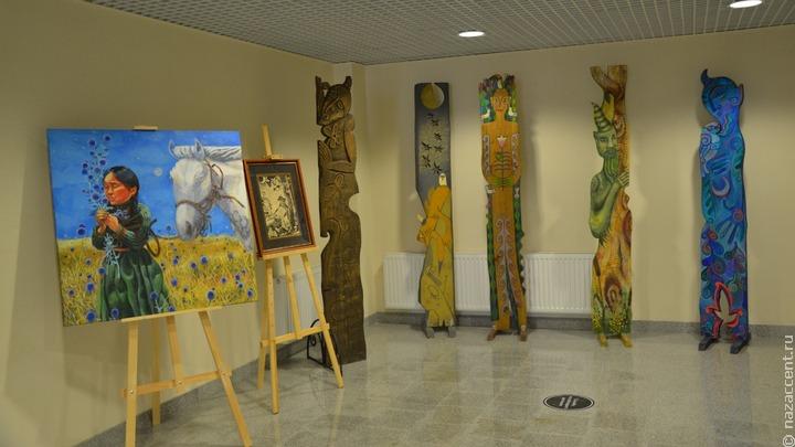 Татарский быт прошлых веков представили на выставке в Тюмени