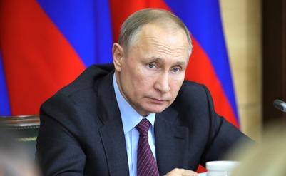 Президент подписал закон о приравнивании отчуждения территорий к экстремизму