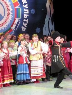 """В Ульяновске устроили """"Новогоднюю радугу"""""""