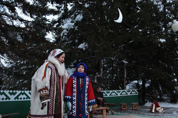 В Ханты-Мансийске проведут обряд угощения Луны