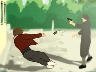 На дагестанских телеканалах транслируют ролик об угрозе кровной мести