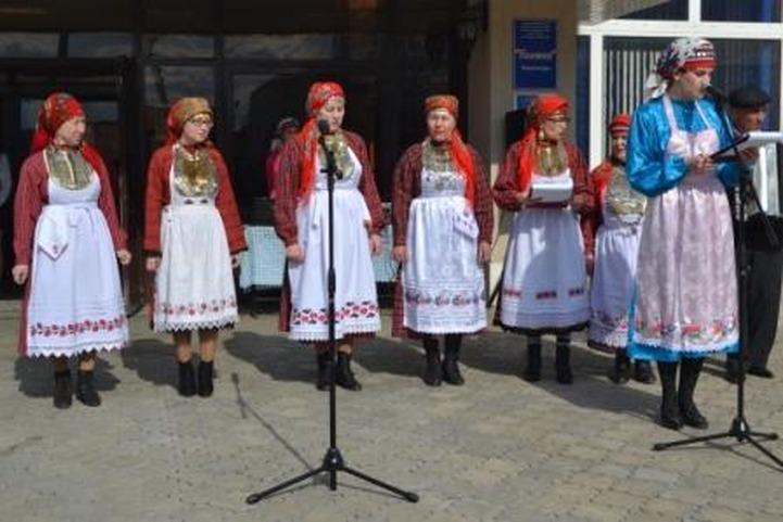 В Татарстане провели День удмуртской культуры