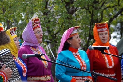 Международный день саамов празднуют в Мурманской области