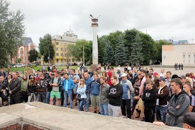 Народный сход в Твери состоялся, несмотря на задержания организаторов