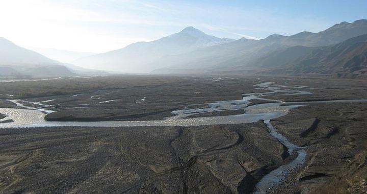 Засуха на границе