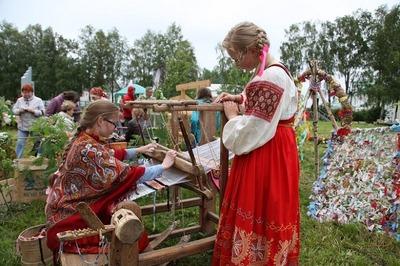 Каргопольский праздник народных мастеров отмечает юбилей