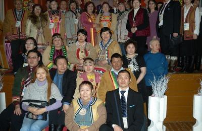 В Якутске выбрали нового лидера юкагирского народа