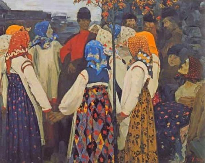 Про темную сторону русских свадеб рассказали в Екатеринбурге