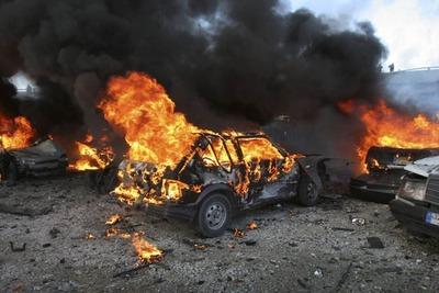 В Астрахани ищут поджигателей машин с кавказскими номерами