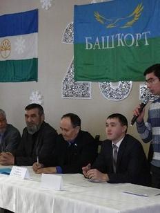 Башкирский активист задержан в Уфе