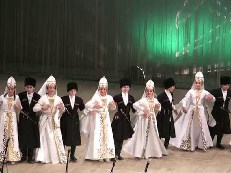 "Карачаевский танец ""Минги Тау"""