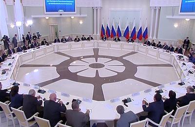 Парламентарии ЯНАО и Северной Осетии вошли в состав Совета по межнациональным отношениям при Совфеде