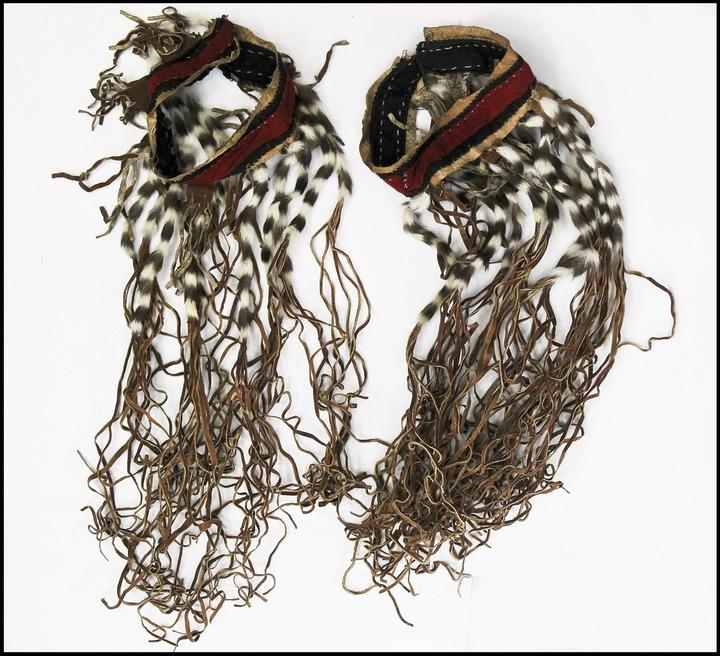 160-летний костюм эвенского шамана