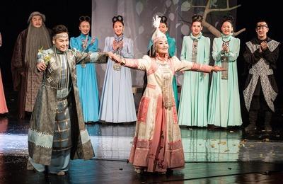 Якутский театр Олонхо разместится в Евразийском центре