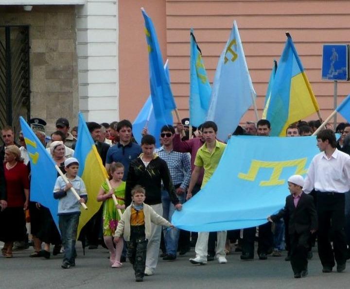 Крымская прокуратура предупредила меджлис об экстремизме из-за флага Украины