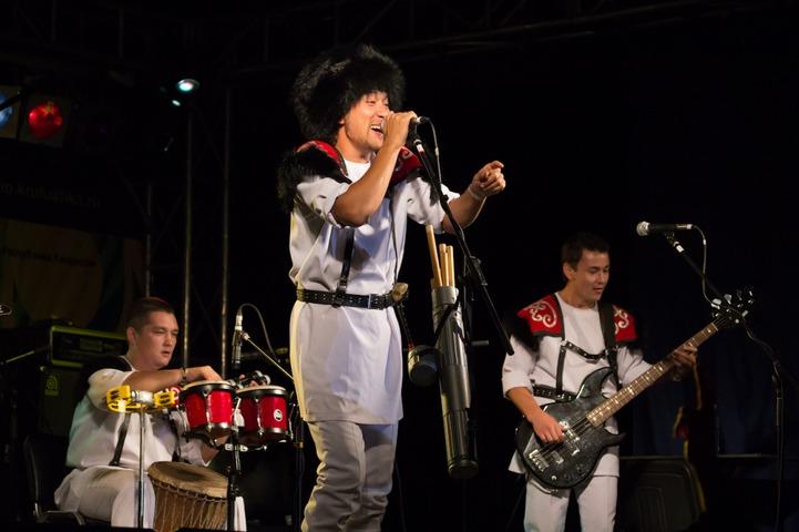 В Башкирии проведут этно-рок фестиваль