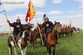 В Калмыкии впервые прошел Международный фестиваль ойратских народов