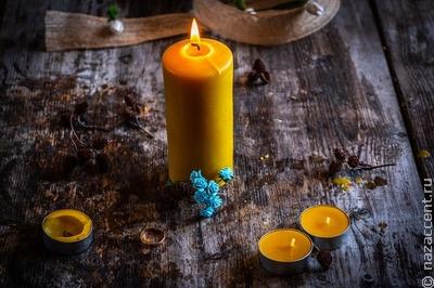 Как рождаются свечи