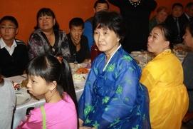 Биробиджанские корейцы отметили праздник Чусок по-русски