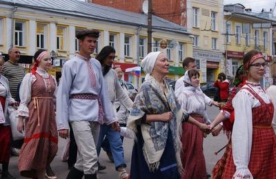 В Пензе проведут фестиваль национально-культурных автономий