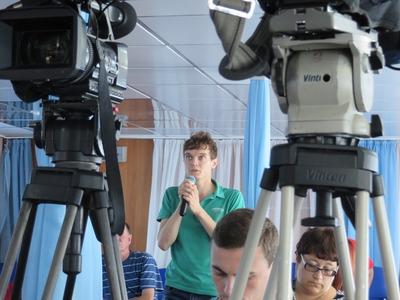 Слова Путина и пути выживания этнических СМИ обсудили в мордовской этноэкспедиции