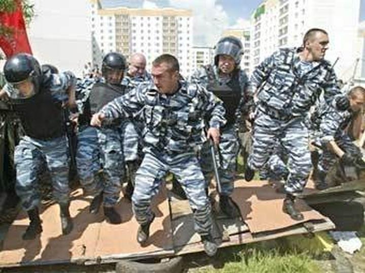 Двое студентов из Чечни осуждены за драку с ОМОНом