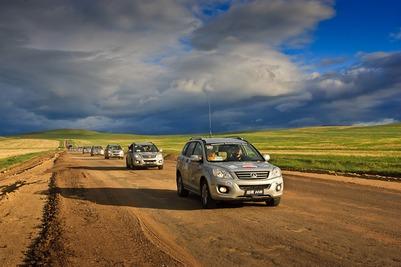 Автопробег коренных малочисленных народов стартовал во Владивостоке