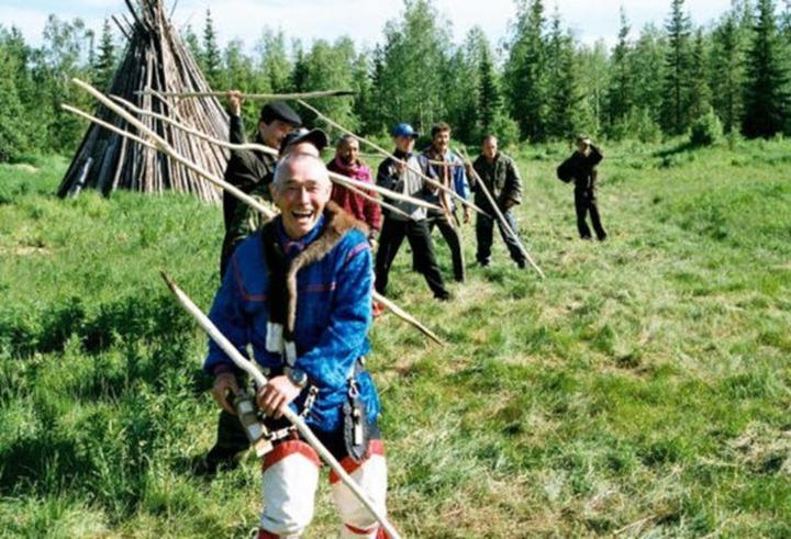 Ямальские коренные народы отметили середину лета
