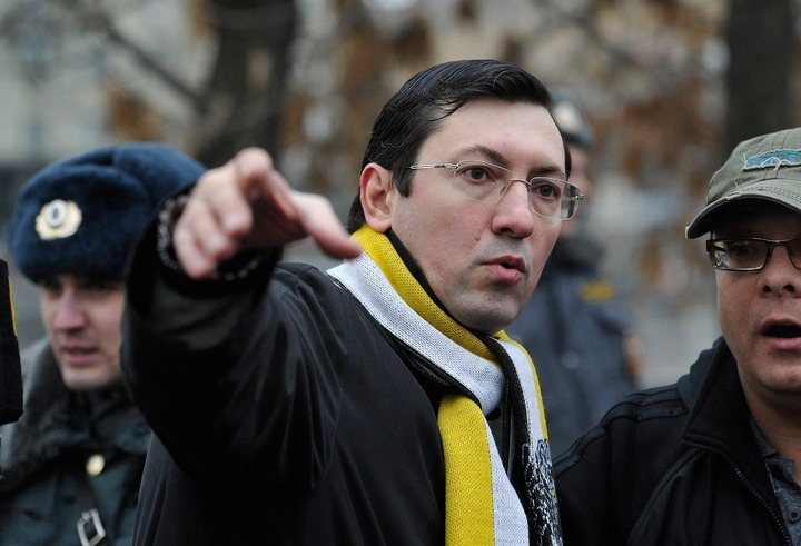 Националисту Белову присудили 2,5 тысячи евро компенсации