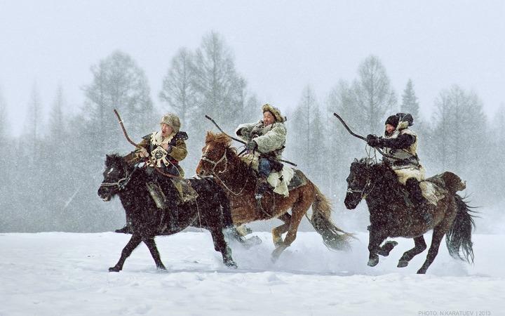 """На """"Алтаргане"""" покажут бурятские и монгольские фильмы"""