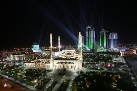 В Грозном пройдет многотысячный митинг против карикатур на пророка Мухаммеда