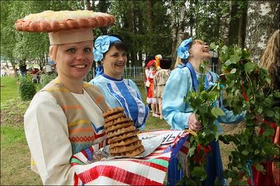"""""""Вепсские игрища"""" устроят на празднике """"Древо жизни"""" в Шелтозере"""