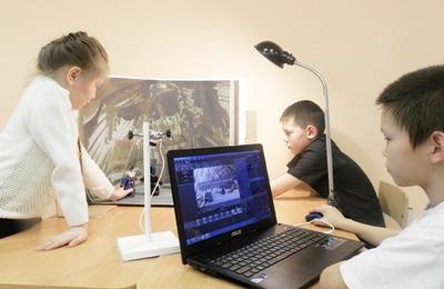 Ямальские школьники сняли восемь мультфильмов на ненецком языке