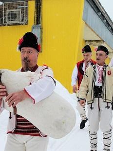 В Коми болгары и молдаване встретили весну