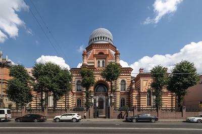 """В """"Ночь музеев"""" петербуржцев пригласят на дефиле в синагогу"""